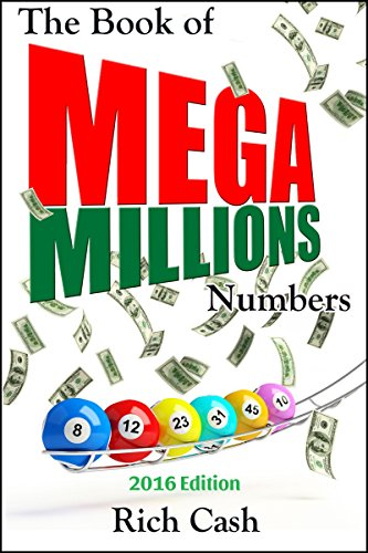 The Book of Mega Millions Numbers: 2016 Edition