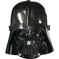 Rubie's-déguisement officiel - Star Wars- Décorations  Masque Dark Vador + Sangle- MA3441