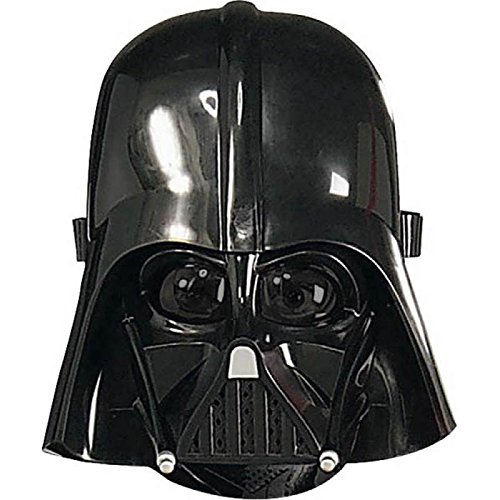 Darth Vader Toddler Costumes (Rubies Star Wars Darth Vader Molded Mask)