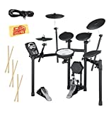 Best ROLAND Electronic Drum Sets - Roland TD-11K V-Drums Electronic Drum Kit with Drum Review