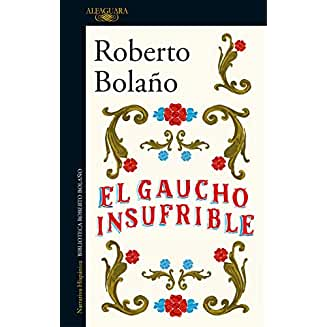 El gaucho insufrible book jacket