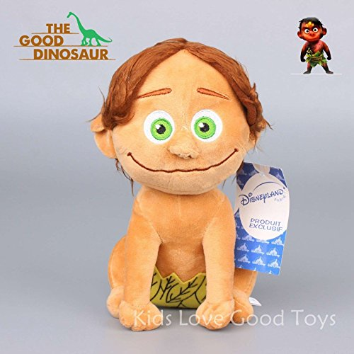 New Pixar Movie The Good Dinosaur Spot Soft Plush Toy Stuffed Doll 8