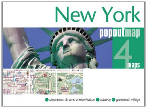 New York PopOut Maps (PopOut Maps)
