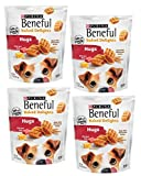 Purina Beneful Baked Delights Hugs With Real Beef And Cheese Dog Treats - (4) 8.5 Oz. Pouches