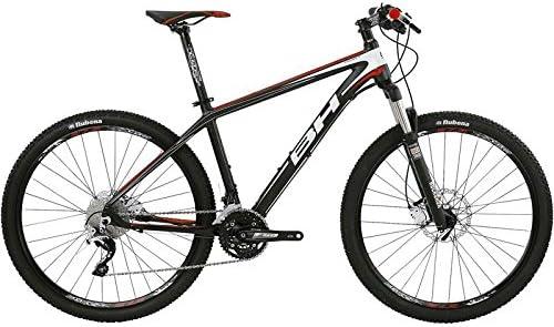 Bh-Bicicleta de montaña Expert 27,5 7,5, color rojo y negro, talla XL: Amazon.es: Deportes y aire libre
