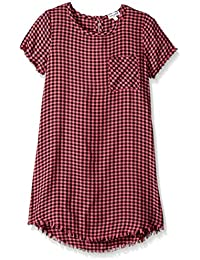 Splendid Girls' Yarn Dyed Plaid Swing Dress