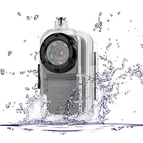 TEKMAGIC 1920x1080P HD Mini IR Tag / Nacht Vision Aktion DV Camcorder Sport Kamera