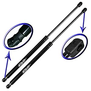 Amazon.com: Two Rear Hatch Gas Charged Lift Supports for
