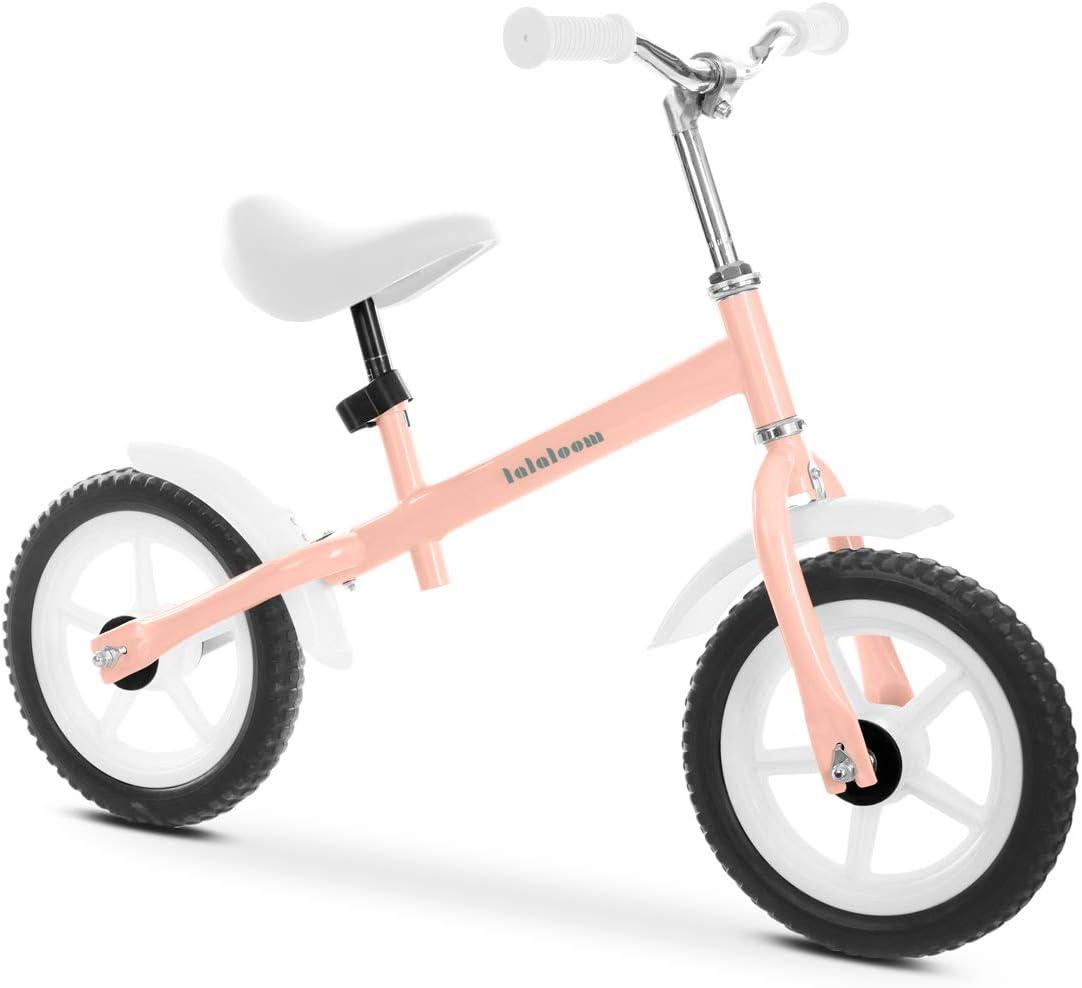 Lalaloom- Berry Bike Bici Andador Bicicleta sin Pedales, Color Rosa (1)
