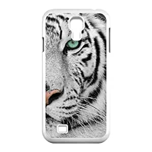 Custom Colorful Case for SamSung Galaxy S4 I9500, Tiger Cover Case - HL-R646059