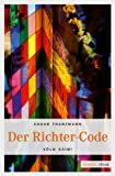 Der Richter-Code by Edgar Franzmann front cover
