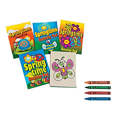 Coloring Spring time Assorted kit]()