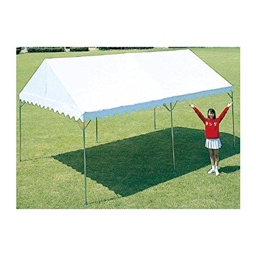 進捗ペルセウスペルースーパーキングEテント【2.5号】 2間×2間(3.6m×3.6m) 天幕素材エステル帆布