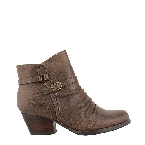 66d1a27b108 Baretraps Women s Bt Ricarda Ankle Bootie  Amazon.ca  Shoes   Handbags