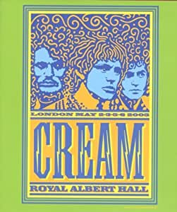 cream royal albert hall london may 2 3 5 6 2005 hd dvd cream movies tv. Black Bedroom Furniture Sets. Home Design Ideas