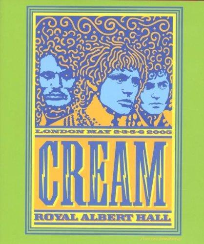 Price comparison product image Cream,  Royal Albert Hall: London,  May 2-3-5-6 2005 [HD DVD]