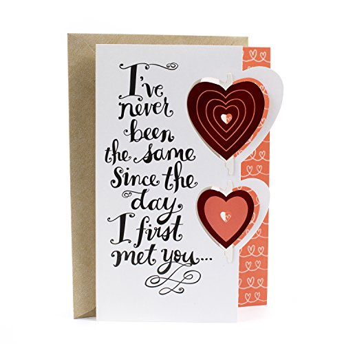 Hallmark Sweetest Day Card (I've Never Been The Same) (Best Sweetest Day Gifts For Her)