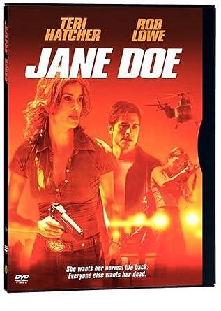 Amazon com: Jane Doe: Teri Hatcher, Trevor Blumas, Mark