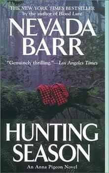 Hunting season 0425188787 Book Cover