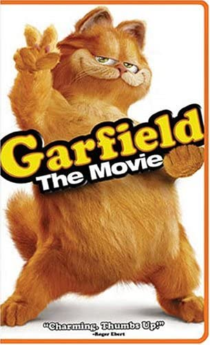 Amazon Com Garfield The Movie Vhs Breckin Meyer Jennifer Love Hewitt Stephen Tobolowsky Bill Murray Evan Arnold Mark Christopher Lawrence Vanessa Christelle Daamen J Krall Rufus Gifford Randee Reicher Ryan Mckasson Susan