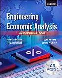 Engineering Economic Analysis: Second Canadian Edition