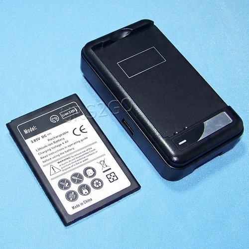 separation shoes 6d218 29fa7 Amazon.com: [LG K20 Plus Battery Combo Pack] High Capacity 2950mAh ...