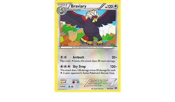 Pokémon - Tarjeta de felicitación (n.º 93/114), diseño de XY ...