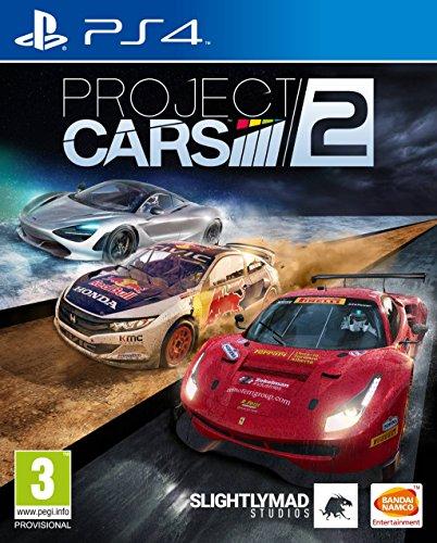 Project Cars 2 Playstation 4 Amazon Es Videojuegos