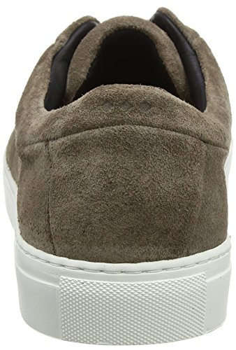 Outsole 10 Shoe Homme Baskets Royal Suede Marron Taupe White Spartacus Republiq tvtqXwA