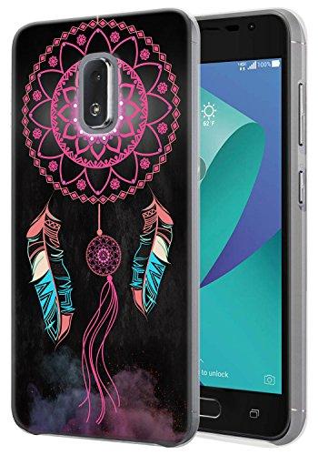Asus ZenFone V Live Case, Harryshell Lightweight Slim Thin TPU Gel Skin Flexible Soft Rubber Protective Case Cover Asus ZenFone V Live V500KL Verizon (A-3)