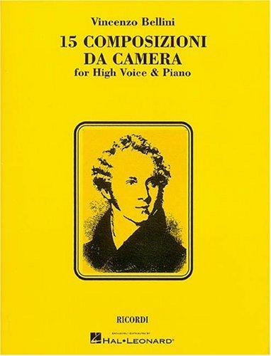 15 Composizioni da Camera: High Voice