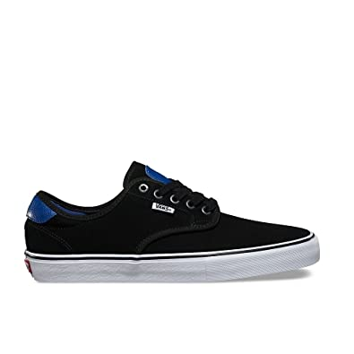 73691aa37c Image Unavailable. Image not available for. Color  Vans Chima Ferguson Pro  Mens 6.5   Womens Size 8 Real Skateboards Black True White Shoes