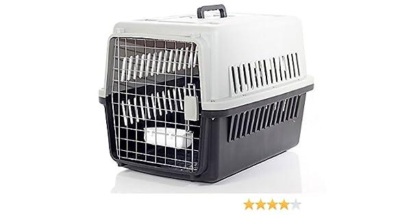 PetCargo Transportín para Perro y Gato - IATA de Viaje Transporte ...