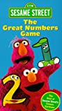 Sesame Street - The Great Numbers Game [VHS]