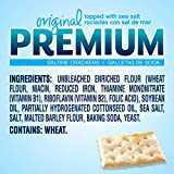 Premium Original Saltine Crackers, 16 oz