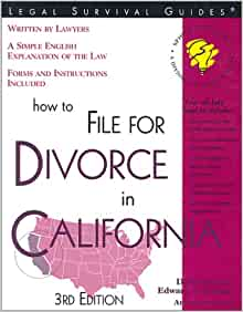 How to write your own divorce papers