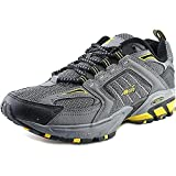 Avia A6028M Mens Grey Black Yellow Athletic Sneaker Hiker Shoes