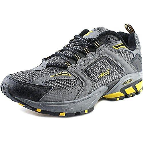 Avia Men's A6028M Dark Grey/Black/Yellow Sneaker 8.5 B ()