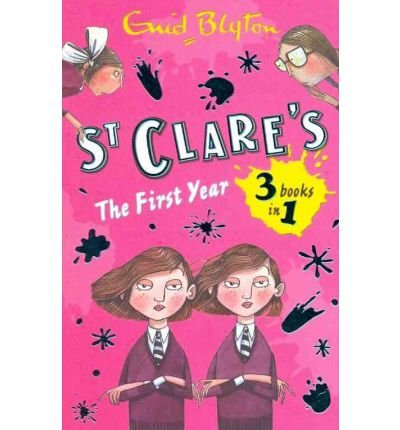 St Clare's: The Twins at St Clare's, The O'Sullivan Twins,Summer Term at St Clare's (St Clare's) (Paperback) - Common