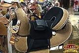 HILASON X Small Anti Slip Grip Saddle Seat Cover