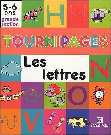 Téléchargez des livres sur iPad et iphone Les lettres 5-6 ans Grande Section en français PDF iBook PDB by Thierry Laval,Liliane Baron 2210745594
