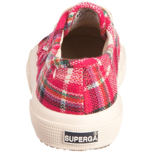 Superga Twdj S002AG0 - Zapatillas de lona para niños Rosa