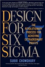 Design for Six Sigma: The Revolutionary Process for Achieving Extraordinary Profits