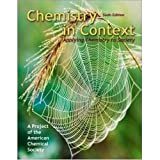 Chemistry in Context: Applying Chemistry to Society (Custom Edition for Brooklyn College), American Chemical Society, 0077280962