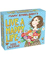 Mary Engelbreit's 2022 Day-to-Day Calendar: Live a Happy Life