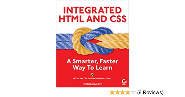 Integrated HTML and CSS: a smarter, faster way to learn