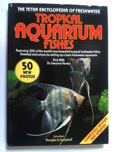 The Tetra Encyclopedia of Freshwater Tropical Aquarium Fishes