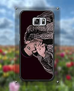 Galaxy S6 Edge Plus Creative Funda Case - Singer Drake Protection [Scratch-Proof] Ultra Thin Funda Case With [Snap On] for Samsung Galaxy S6 Edge Plus (Only for S6 Edge Plus) - By Kanel