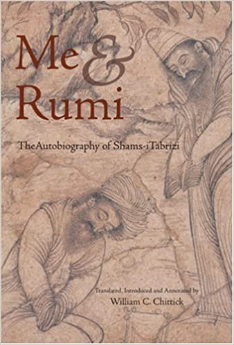 Book Me and Rumi: The Autobiography of Shams-I Tabrizi