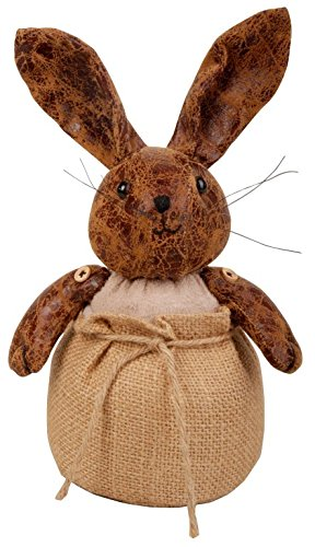 Esschert Design Rabbit in Bag Door Stop by Esschert Design
